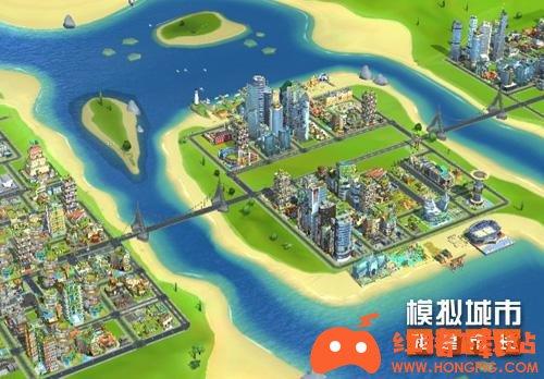 模拟城市我是市长中国版下载