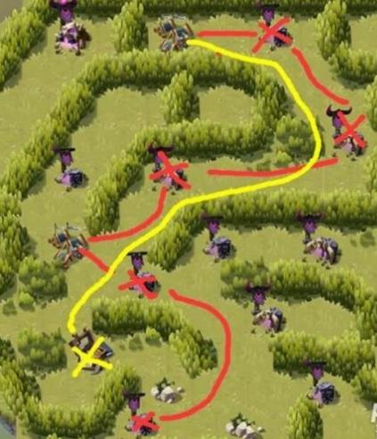 剑与远征丛林秘境怎么过?丛林秘境路线推荐